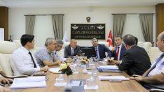 TCDD Emniyet Yönetim Toplantısı Afyon'da Yapıldı