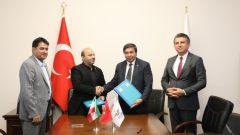 turkiye ile iran arasinda demiryolu yuk tasimaciliginda hedef yillik bir milyon ton