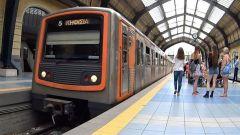 yunanistanda demiryolu iscileri greve cikiyor