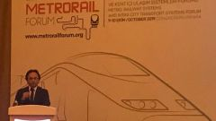 ulusararasi metrorail forum ankara ato congresiumda acildi