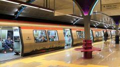 cumhuriyet bayrami nedeniyle istanbulda metro seferleri uzatildi