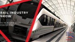 rail industry show nisan tarihlerinde eskisehirde duzenlenecek