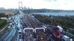 istanbul maratonu icin pazar gunu bu yollar kapatilacak